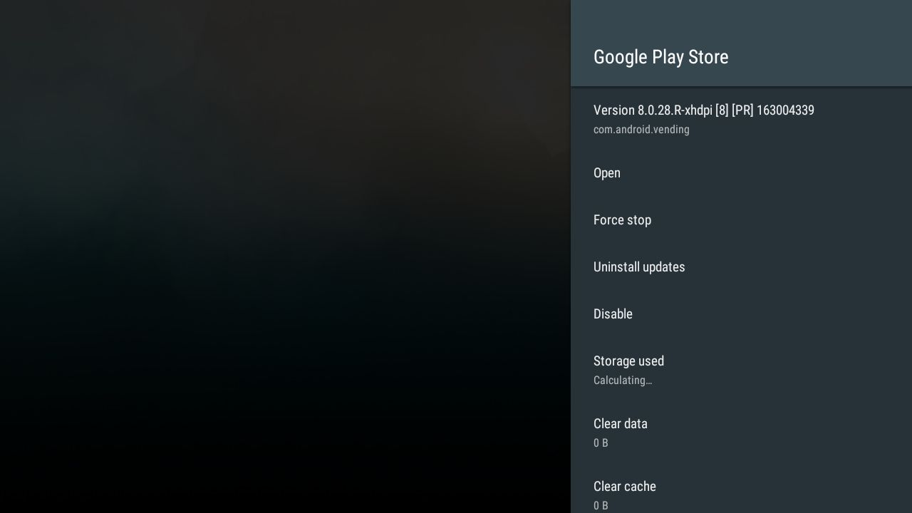 google play store automatically opens