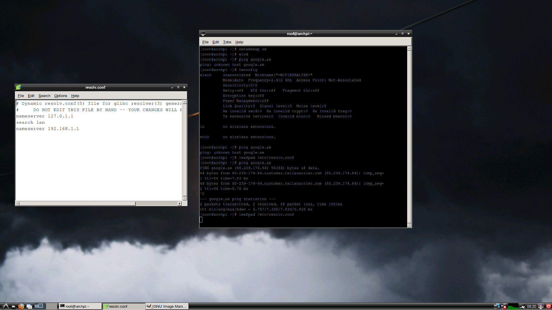Rasparch Build 151107 Run Arch Linux On Your Raspberry Pi 2 The