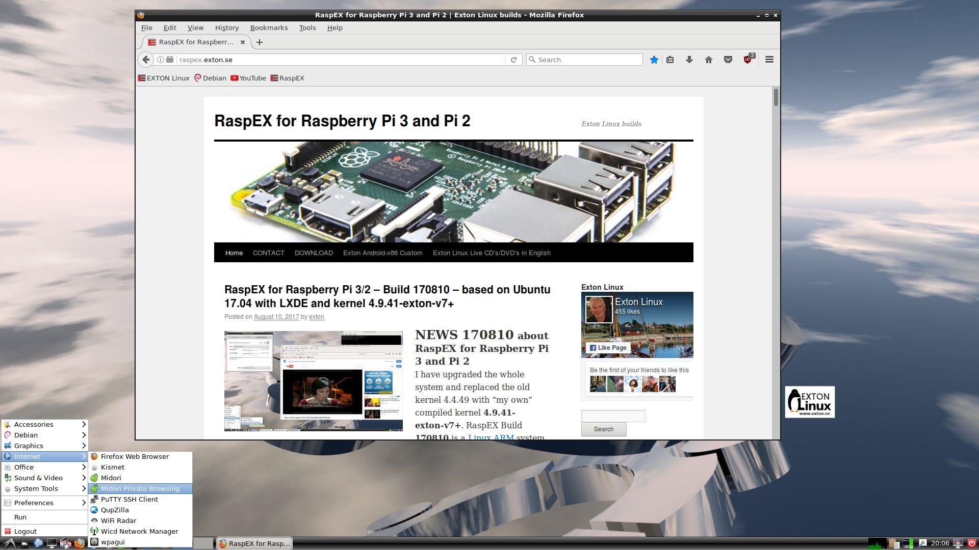 Ubuntu 18.04 raspberry pi 3 download