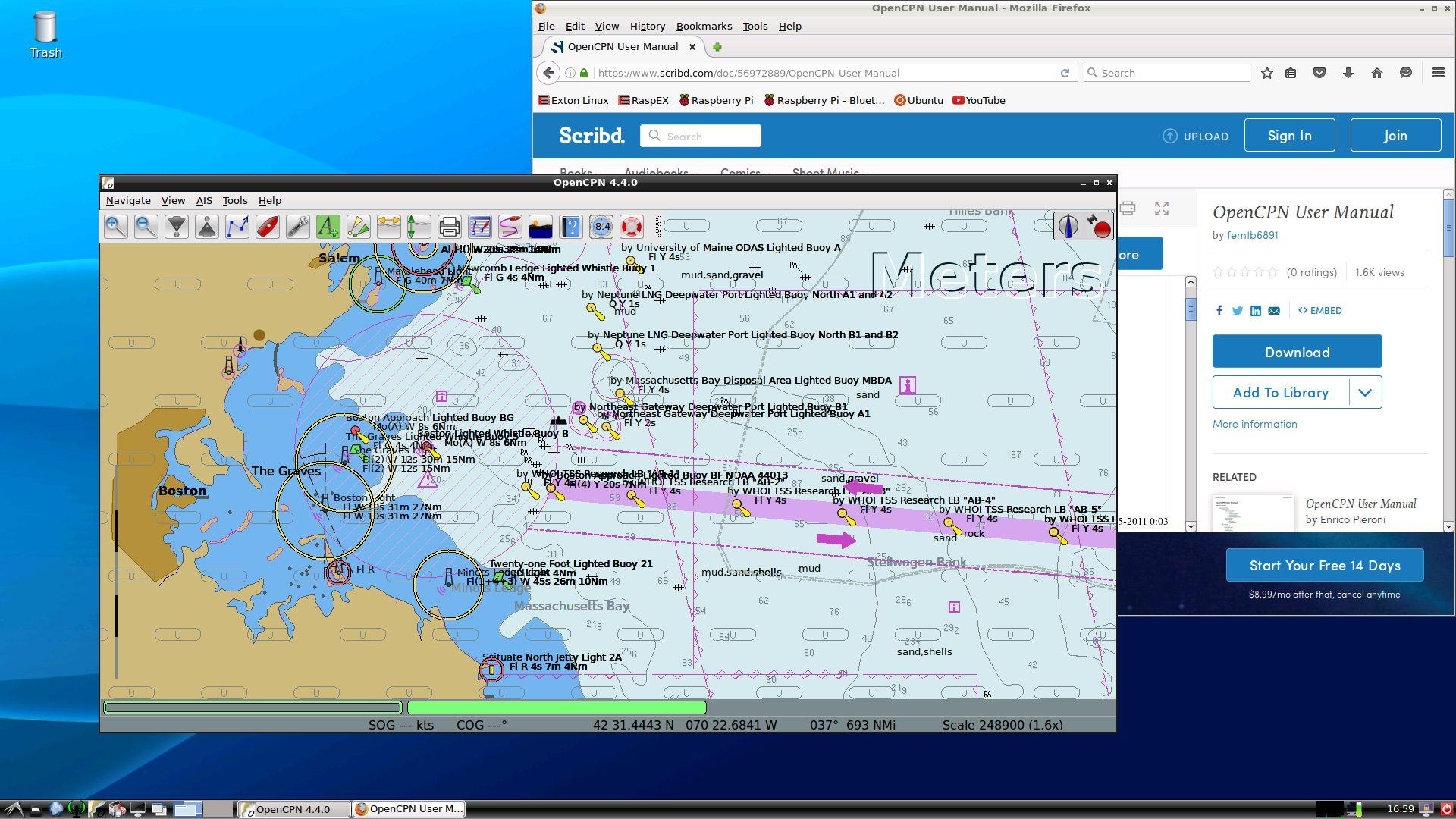 RaspEX for Raspberry Pi 3/2 Build 160703 – based on Ubuntu