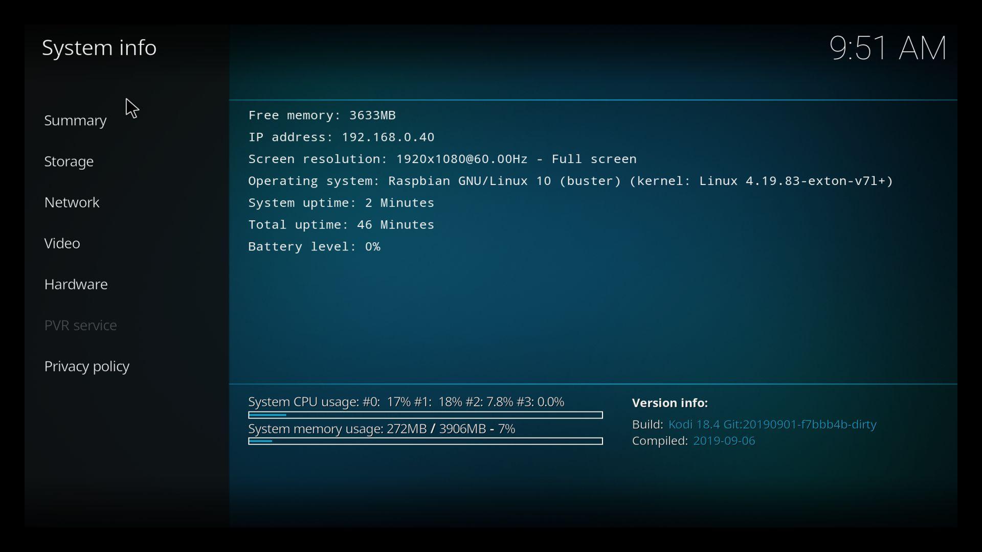 Exton Linux