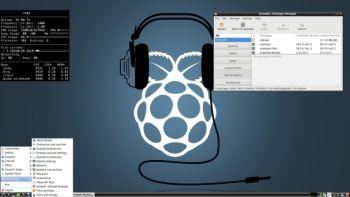 RaspEX based on Ubuntu 18 10 with LXDE, kernel 4 14 74/4 14