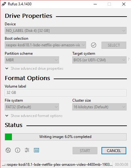 RaspEX for Raspberry Pi 4, Pi 3 and Pi 2 | Exton Linux builds
